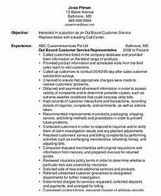 customer service representative resume 9 free sle exle format free premium templates