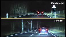 opel led light matrix technology introduced