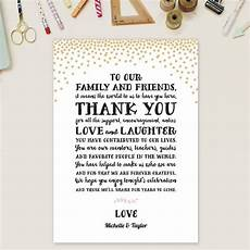 thank you card template for comming to event gold confetti thank you message card by basic invite