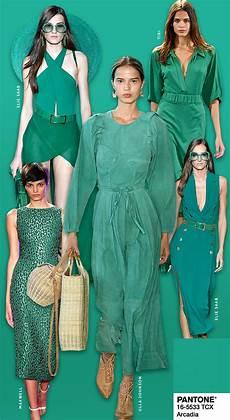 trendfarben fr 252 hjahr sommer 2018 fashionmakery