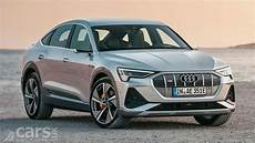 Electric Audi E Sportback Arrives An E With A