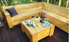 lounge möbel selber bauen gartenlounge selber bauen anleitung hornbach