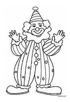 malvorlagen clown t ausmalbilder fasching zum ausdrucken ausmalbilder
