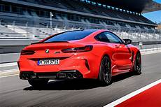 bmw m8 competition sprints to 100 km h in 2 88 seconds