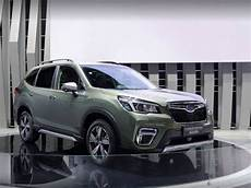 subaru forester e boxer hybrid coming in 2019 outback