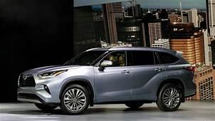 2020 Toyota Highlander Hybrid Get Refined Redesign