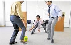 Le Sport Au Travail Pour Doper L Efficacit 233 De L Entreprise