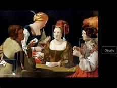 Georges De La Tour Le Tricheur 224 L As De Carreau 1635