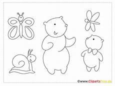 Einfache Malvorlagen Geburtstag Einfache Malvorlagen Fr Kleine Kinder Mit Tieren