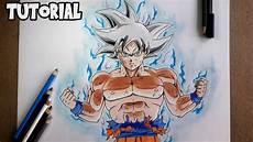 C 211 Mo Dibujar A Goku Migatte No Gokui Ultra Instinto