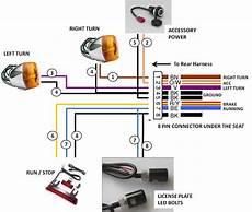 harley davidson headlight relay wiring diagram 7 best harley light turn signal combination keyenergypark
