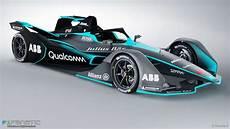 Formula E 2018 - pictures formula e reveals new car for 2018 19 season