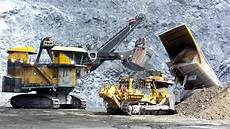 big heavy equipments working in antamina open pit mining peru youtube