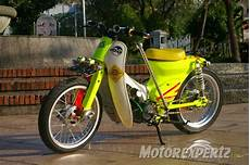 Modifikasi Honda C70 Chopper by Modifikasi Motor Honda C70 Cub Impremedia Net