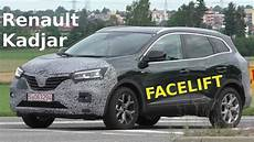 erlk 214 nig renault kadjar facelift 2019 prototype on the