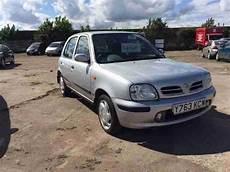 nissan 2001 micra 1 0 16v se 3dr car for sale