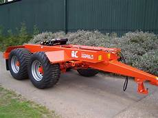 tandem axle towing dolly larrington trailers