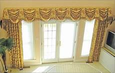 Custom Valances by Custom Window Valance Designs Window Treatments Design Ideas