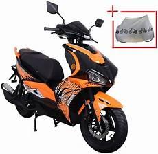 gt union motorroller 187 striker 171 50 ccm orange otto
