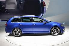vw launches golf estate concept r line at the geneva motor