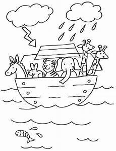 Malvorlagen Arche Noah Ausdrucken Ausmalbild Szenen Aus Der Bibel Kostenlose Malvorlage