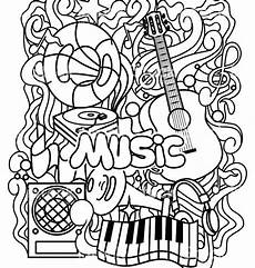 coloring pages musical at getcolorings free