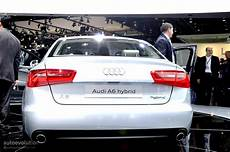 audi a6 hybrid not coming until 2015 autoevolution
