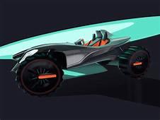 Hyundai Kite Dune Buggy Concept Doubles As A Jet Ski