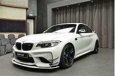 ac schnitzer kit makes bmw m2 look properly angry