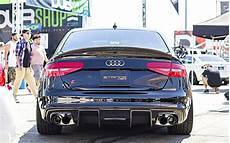 audi s4 race car sounds with armytrix cat back valvetronic exhaust 6speedonline porsche