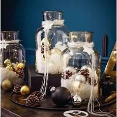 dekorieren mit lichterketten lichterglas vorderansicht weihnachtsdeko fensterbank