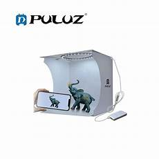 Puluz Pu5023 20cm Ring Light Portable by Puluz Pu5023 20cm Ring Led Panel Folding Portable Light