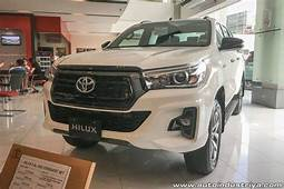 Toyota Hilux Conquest Accessories Philippines