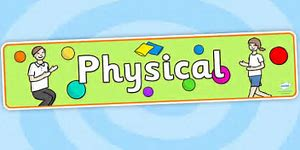 Image result for eyfs physical sign