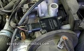Part 1  How To Test The MAF Sensor GM 38L V6 1996 2005