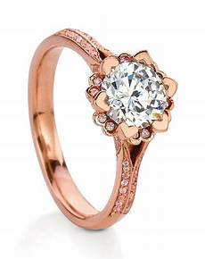 by erin dean my own wedding ideas engagement rings rose gold engagement ring wedding