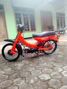Modif Yamaha 75 by Gambar Modifikasi Motor Tua Suzuki Fr 80 Keren Gaul