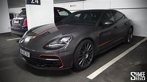 On The Road In New Panamera 4S Diesel  YouTube