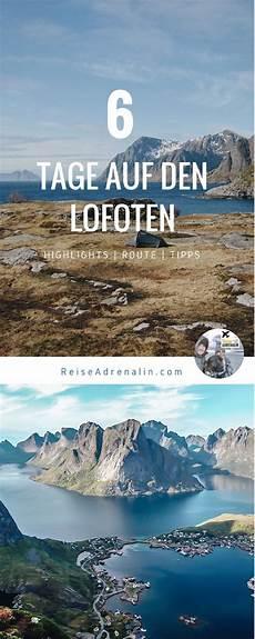 Reiseguide Nordnorwegen Den Lofoten Bis Zum Nordkapp