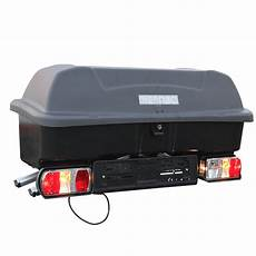 koffer für anhängerkupplung westfalia transportbox f 252 r fahrradtr 228 ger praktische