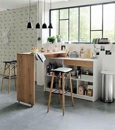 table etagere cuisine rangements pratiques pour la cuisine transformation