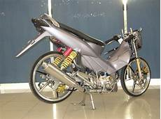 Supra 100 Modif Balap by 100 Modifikasi Motor Honda Supra X