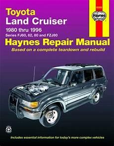 small engine maintenance and repair 1996 toyota land cruiser electronic valve timing toyota land cruiser haynes repair manual 1980 1996 hay92056