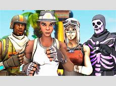 This SQUAD of OG SKINS Said ?RECON EXPERT? isn?t RARE so I