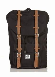 sac 192 dos en toile black herschel homme citadium