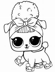 Ausmalbilder Lol Tiere Lol Puppen Malvorlagen
