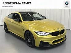 2019 Bmw M4 Sedan New 2019 Bmw M4 Coupe 2dr Car In Ta 192323 Reeves