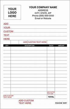 custom sales receipt templates to personalized with your