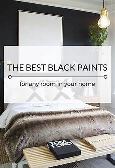 best black the best black paint colours for any room lynne