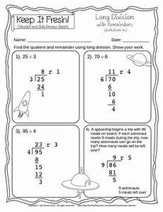 division review worksheets 6338 division with remainders worksheets by a numerical universe